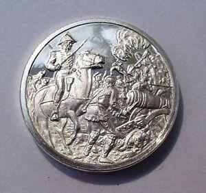 1958 America/'s First Satellite Franklin Mint Sterling Silver Mini-Ingot