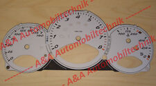1 Set Dials/Speedometer discs/gauges Porsche 987 Boxster S MK1 MT US MPH