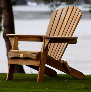 Image Is Loading 1 The Bear Chair BC300C Red Cedar Folding