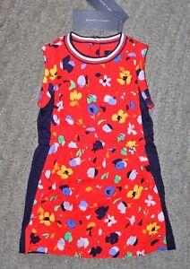 d7538e83 Image is loading Tommy-Hilfiger-Toddler-Girls-Short-Sleeve-Dress-Size-