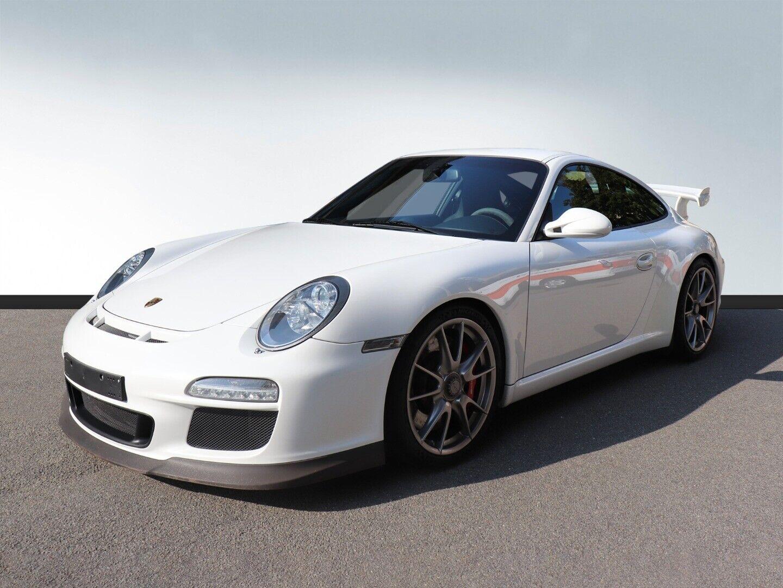 Porsche 911 GT3 3,8 Coupé 2d