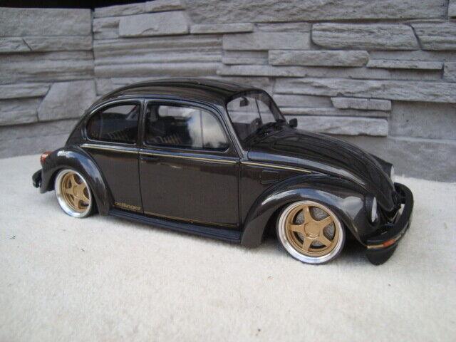1 18 VW VW VW Käfer Oettinger Tiefer Tuning mit 18 Zoll Echt Alu Felgen  | Verschiedene Arten Und Die Styles  716007