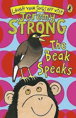 1 of 1 - The Beak speaks by Jeremy Strong Paperback Book