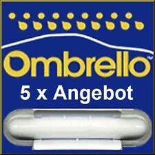5 x Ombrello Scheibenversiegelung Glasversiegelung mit Anleitung + Infoflyer