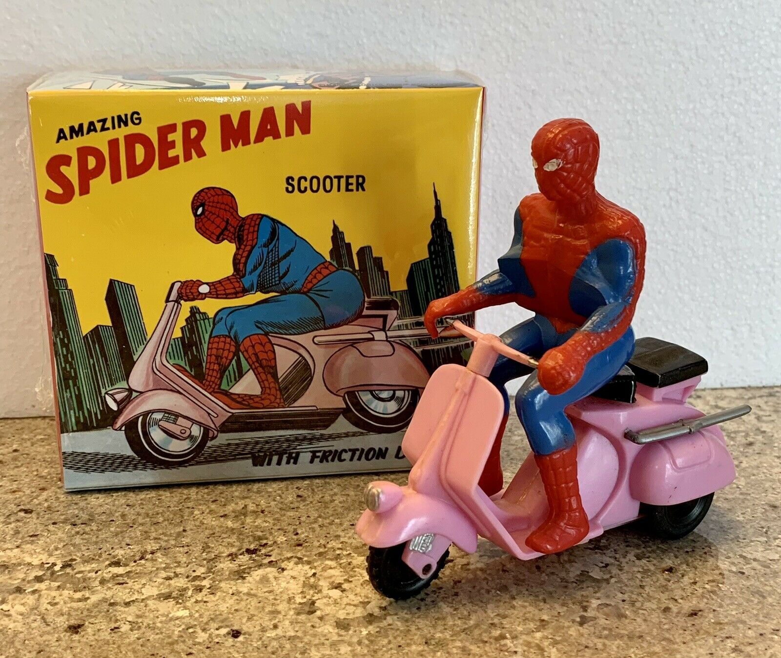 5 Awesome things on eBay this week- Spider-Man Scooter