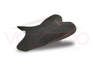 Für YAMAHA YZF R1 2009-2011 Volcano Design Sitzbezug Rot Y044Aa129 Anti Rutsch