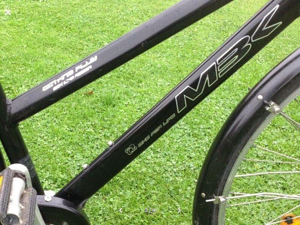 Damecykel, MBK, 7 gear
