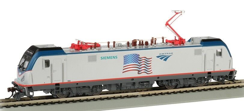 Bachmann 67404 Amtrak DEMONSTRATOR Flag ACS-64 ACS-64 ACS-64 Electric Loco w DCC & Sound NIB 31e6e5