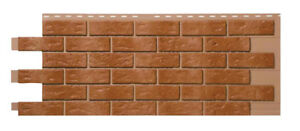 Details About Mobile Home Rv Novik Brown Blend Simulated Brick Skirting Panel 9 Pieces