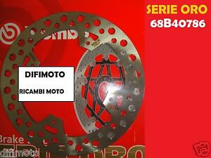FREIN-ARRIERE-A-DISQUE-BREMBO-68B40786-HONDA-CRF-POUR-450-04-2005-06-2007-08