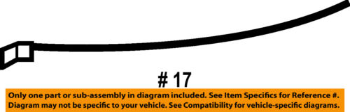 GM OEM Front Bumper-Outer Filler Left 15131292
