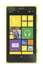 Nokia Lumia 1020 - 32GB - Matte Yellow (Unlocked) Smartphone