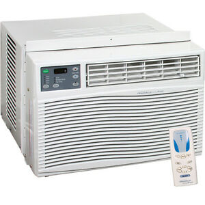 25000 btu window ac unit w heater 1500 sq ft air for 11000 btu window air conditioner
