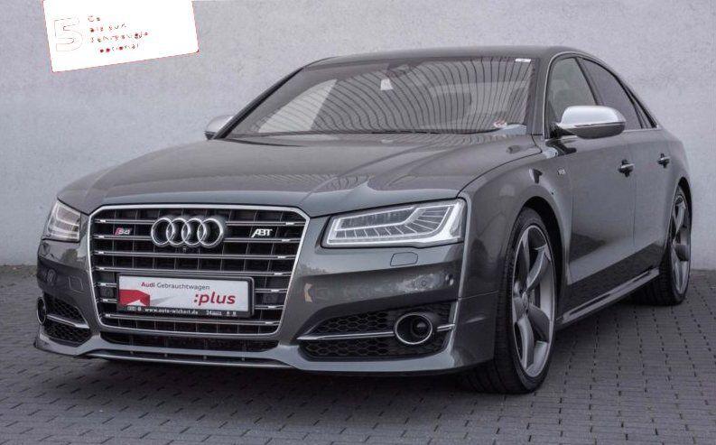 Audi S8 4,0 TFSi Plus quattro Tiptr. 4d - 9.885 kr.