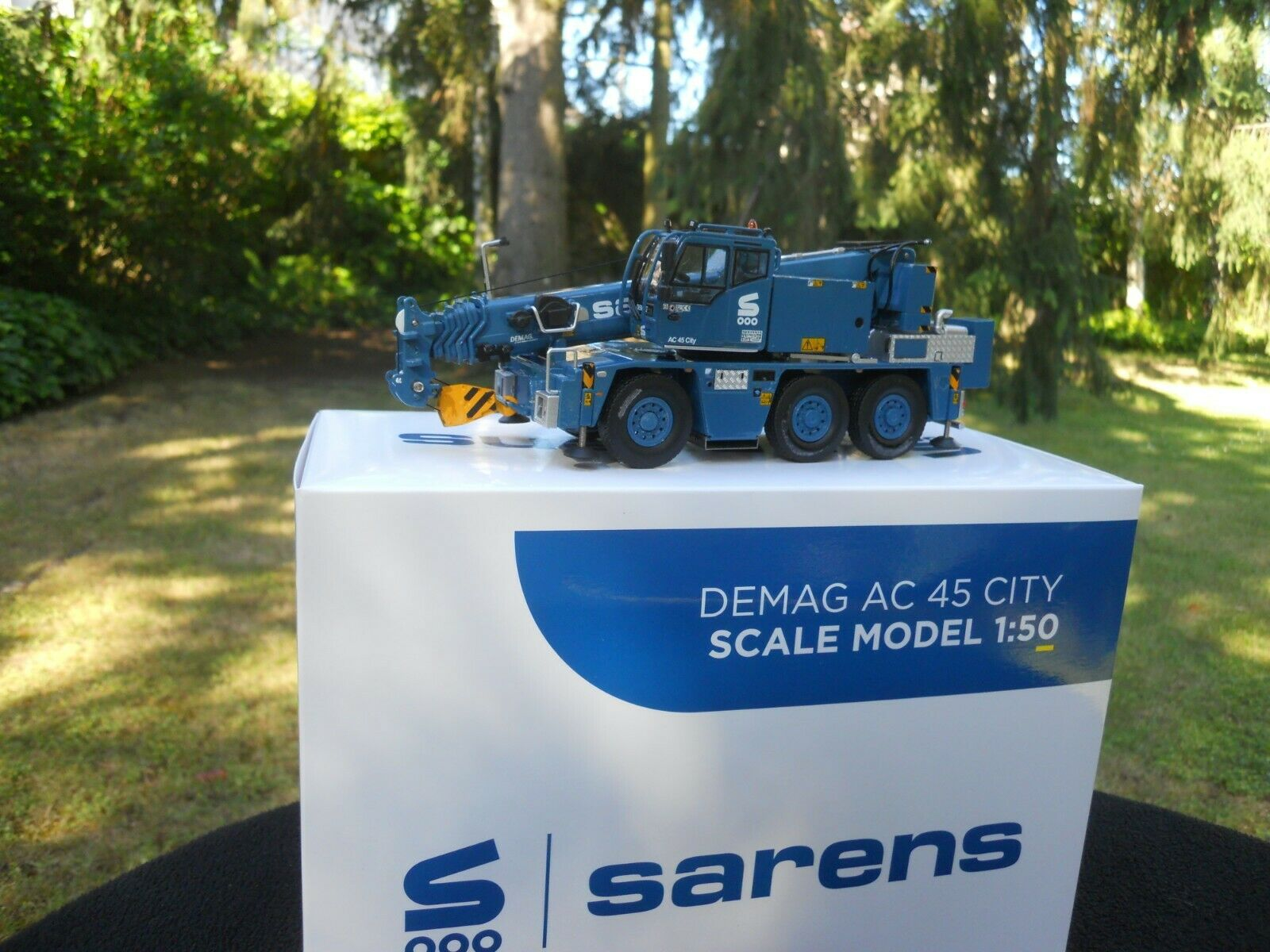 IMC MODELS 20-1047  DEMAG AC 45 CITY   SARENS   MINT IN BOX