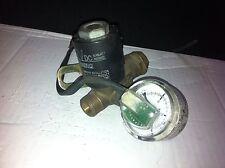 Elettrovalvola d'intercettazione e sensore pressione Metano (AEB806) Lovato