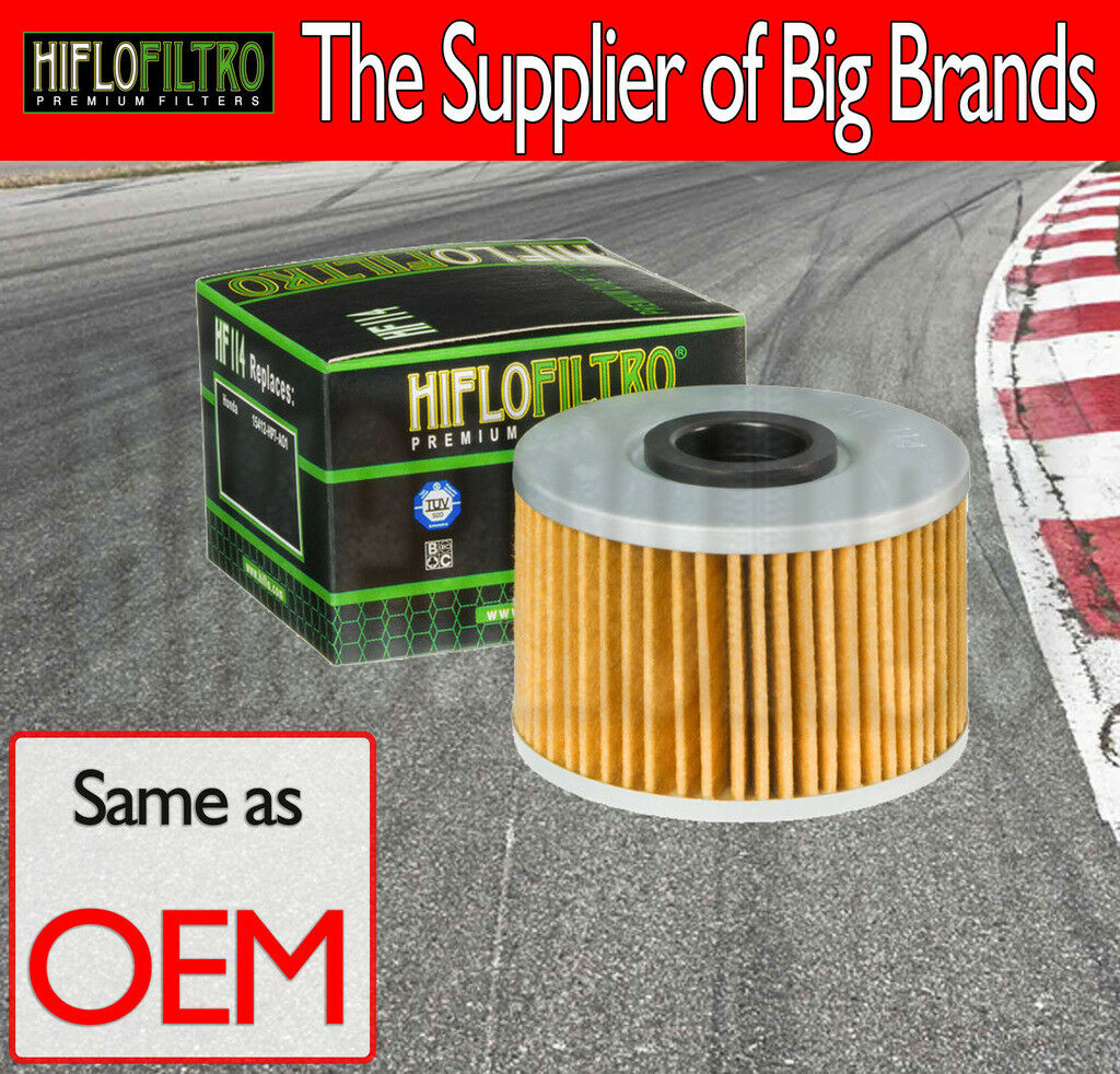 HIFLO FILTRO HF114 Premium Oil Filter