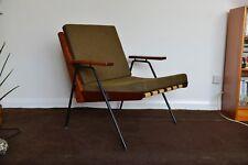 Robin Day Chevron Arm Chair. Hille. 50's retro armchair