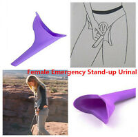 Portable Female Urinal Device Women's Urinal Camping Travel Outdoor