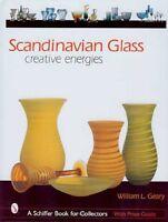 Scandinavian Glass: Creative Energies 20th Century Finnish & Swedish Makers