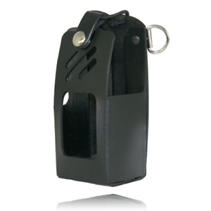 NEW  Boston Leather Radio Holder For Harris Xg-75 - 5609RC-1