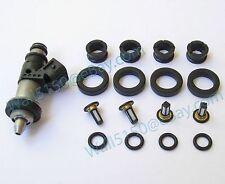 Suzuki Hayabusa GSXR1300R 600 750 Fuel Injector Rebuild kit O-rings Filters Seal