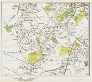 Harrow-S-Roxeth-Northolt-Park-Map-London-1932-37-38