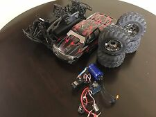 BRAND NEW Savage XS Flux Roller Chassis Mini Monster Truck w/ Brushless Combo +