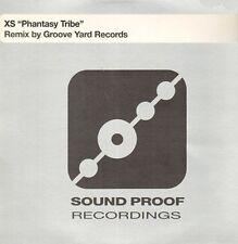 XS - Phantasy Tribe - 1996 Sound Preuve Recordings Royaume-uni - SPT 022