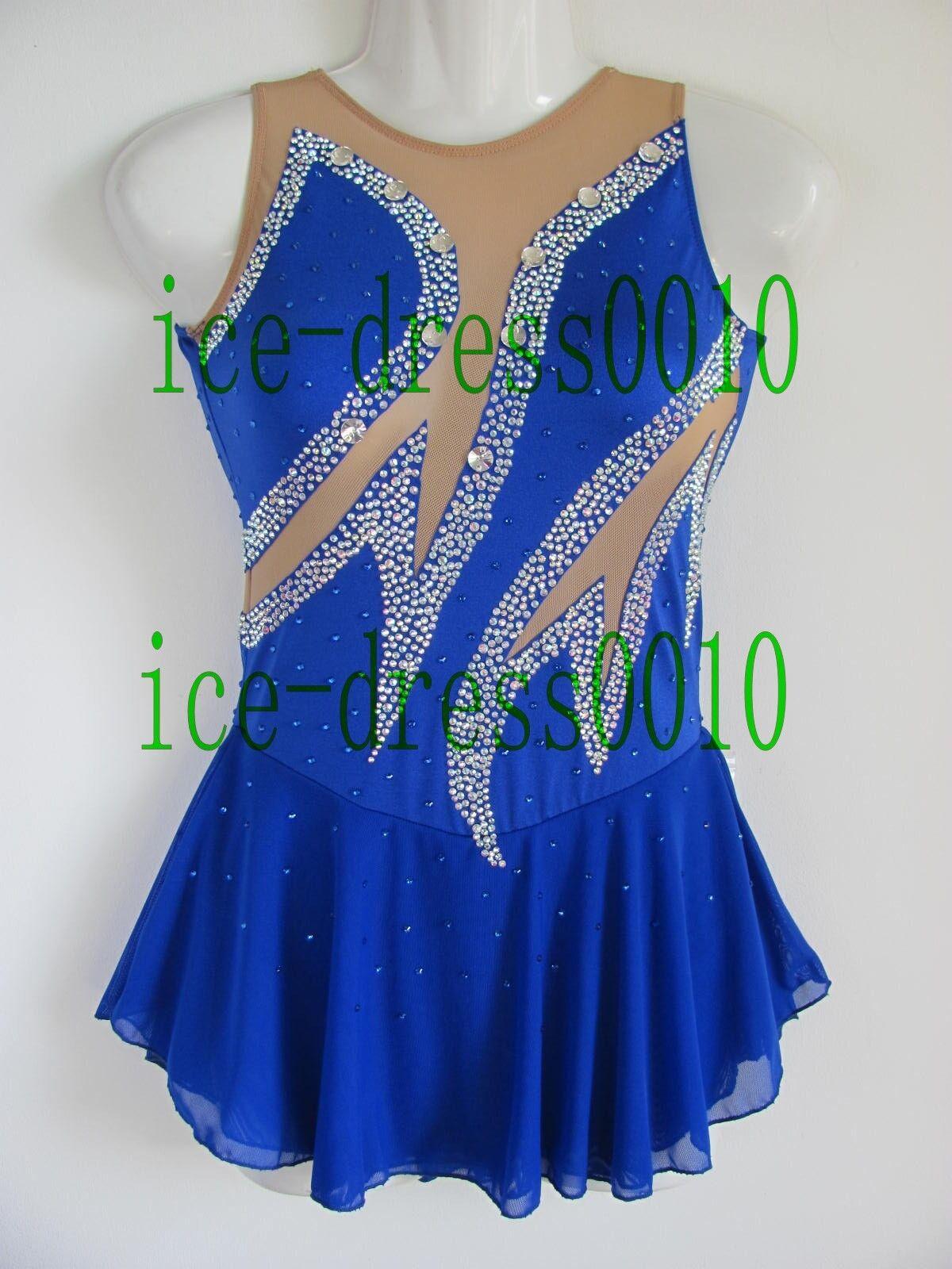 2018 new style Figure Skating Ice Skating Dress Gymnastics Costume 113-1