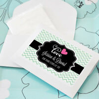 Personalized Themed Tissue Packs Anniversary Wedding Favors