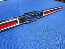 New 1966 Chevrolet Impala Bel Air Biscayne Caprice SS Rear Trunk Emblem 4227047
