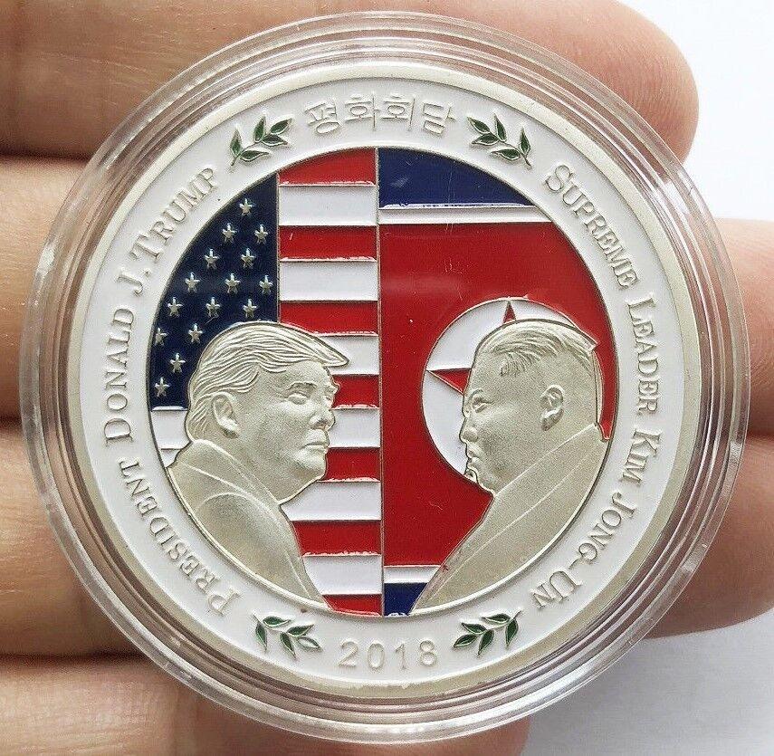 Medalje, USA og Nord Korea