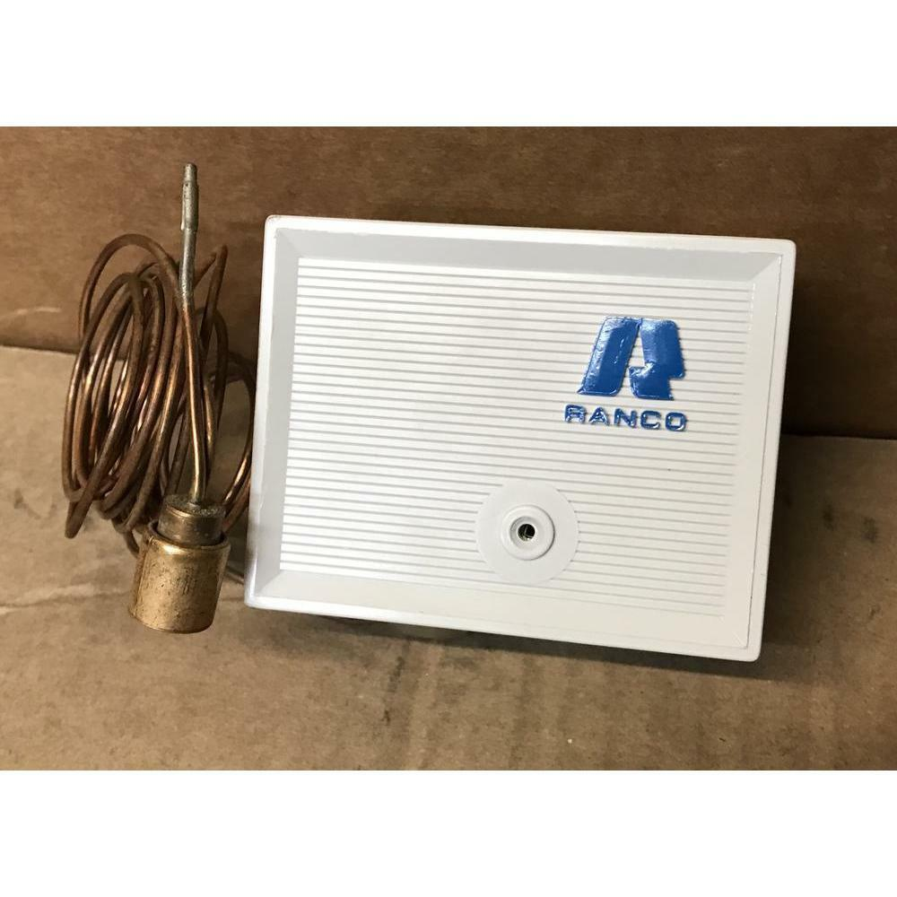 Ranco 018 100 070 240v Fixed Single Pole Throw Ice Bank Controller And Solenoid Valve Set Up Norton Secured Powered By Verisign