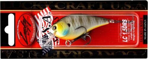 LUCKY CRAFT LC 1.5 DRS ~Deep Rattle Sound~ 320 Nasty BG
