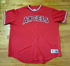 18 Majestic MLB Infant Los Angeles Angels Mike Trout Jersey LOOK 12 24 Months