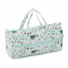 Hobbygift Knitting Bag Storage Bag for Knitting Wool Knitting Needles Dogs Life!