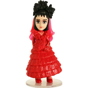 Beetlejuice-Lydia-Deetz-Red-Wedding-Dress-Rock-Candy-Figure-NEW-Funko