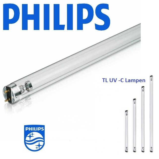 Philips TL UV-C Ersatzleuchtmittel 11 W