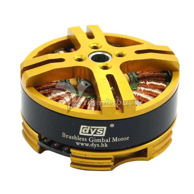 DYS Hollow shaft Brushless Gimbal Motor BGM4108-130T Sony NEX ILDC Camera Mount