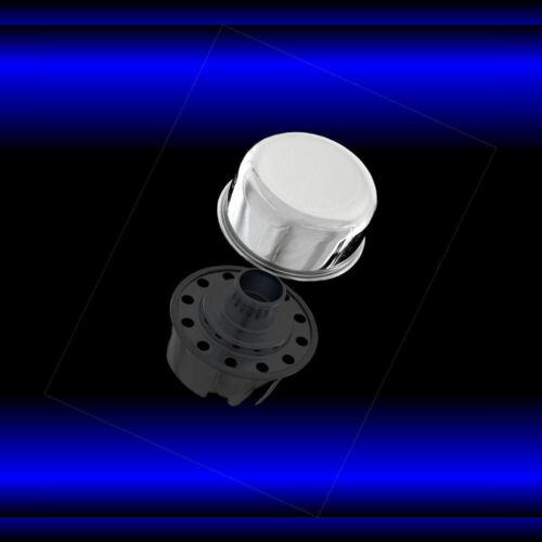 Valve Cover Breather Chrome For SB and BB Mopar 318 340 360 361 383 440