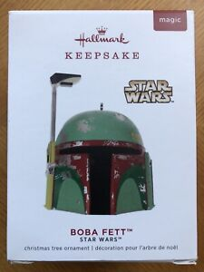 Boba Fett Hallmark Keepsake Star Wars