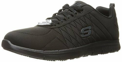 Skechers for Work damen Ghenter schuhe- Pick SZ Farbe.