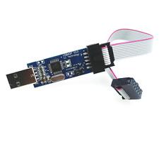 USB ISP Programmer for ATMEL AVR ATMega ATTiny 51 AVR Board ISP Downloader