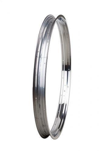 Llantas aluminio 28 PULGADAS 57mm pulido de alto brillo