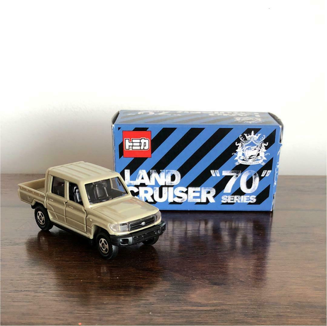 Toyota Land Cruiser 70 Toy Car DEALER Promo RARE Not Sold in Stores  10365