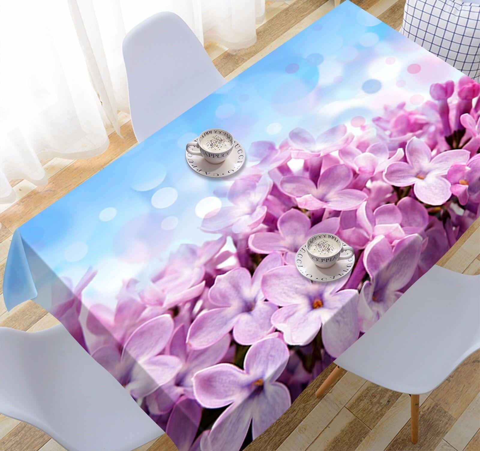 3D Fleur 899 Nappe Table Cover Cloth Fête D'Anniversaire événement AJ papier peint UK