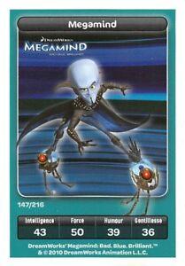 Card-Carrefour-Dreamworks-Megamind-Megamind-No-147