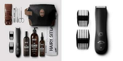 Manscaped Perfect Package 2.0 Kit Contains Electric Trimmer Ball Deodorant,