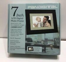 Black Pandigital PAN812-B 8-Inch Digital Picture Frame